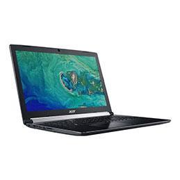 Acer Aspire 5 Pro A517-51P-32GB - Core i3 8130U / 2.2 GHz - Win 10 Pro 64 bits - 4 Go RAM - 1 To HDD - graveur de DVD - 17.3