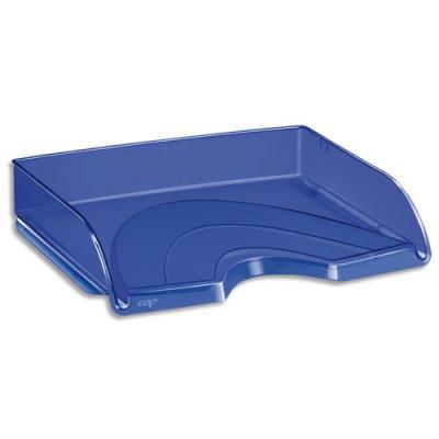 Corbeille à courrier à l'italienne Cep Pro Happy - 35x7x26 cm - bleu électrique (photo)