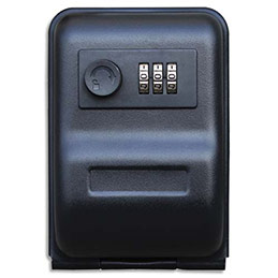 Garde clé à combinaison Reskal - 3 chiffres - L14,5 x H10 x P5,7 cm (photo)