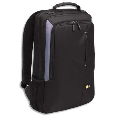Sac à dos noir pour PC portable jusqu'à 17'' - 33,4 x 55,4 x 8,3 cm