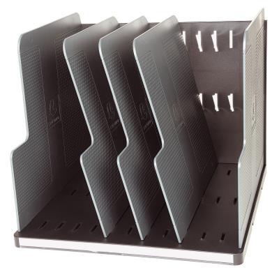 Trieur Exacompta vertical Modulodoc - livré avec 5 intercalaires