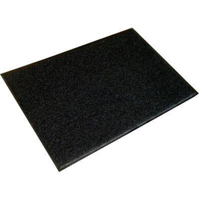 Tapis d'accueil extérieur Floortex - 90 x 60 cm - trafic intense - gris (photo)