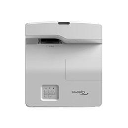 Optoma EH330UST - Projecteur DLP - 3D - 3600 lumens - Full HD (1920 x 1080) - 16:9 - 1080p - objectif à ultra courte focale - LAN
