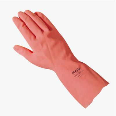 Paire de gants Mapa Vital 115 - usage courant - rose - taille 8