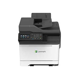 Lexmark CX522ade - Imprimante multifonctions - couleur - laser - 215.9 x 355.6 mm (original) - A4/Legal (support) - jusqu'à 33 ppm (copie) - jusqu'à 33 ppm (impression) - 250 feuilles - 33.6 Kbits/s - USB 2.0, Gigabit LAN, hôte USB 2.0 (photo)