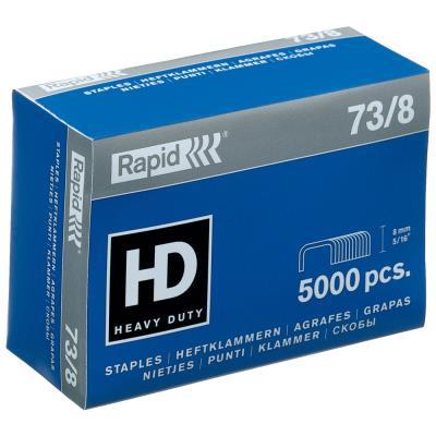 Agrafes Rapid Nº73/8 - boîte de 5000