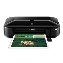 Canon PIXMA iX6850 - Imprimante - couleur - jet d'encre - Ledger, A3 Plus - jusqu'à 14.5 ipm (mono) / jusqu'à 10.4 ipm (couleur) - capacité : 150 feuilles - USB 2.0, LAN, Wi-Fi(n) (photo)