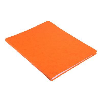 Chemise Exacompta Nature Future A4 sans rabat - 500 feuilles - 240 x 320 mm - carte lustrée - orange