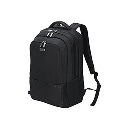 Dicota Backpack Eco SELECT - Sac à dos pour ordinateur portable - 13' - 15.6' - noir (photo)