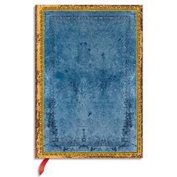 Carnet Paperblanks - reliure classique à l'ancienne Côte d'Azur - 13 x 18 cm - 144 pages - ligné