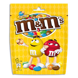 Chocolats M&Ms - sachet de 200g (photo)