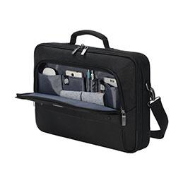 Dicota Eco Multi SELECT - Sacoche pour ordinateur portable - 15.6'' - noir (photo)