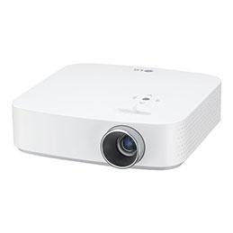 LG CineBeam PF50KG - Projecteur DLP - RGB LED - portable - 600 lumens - Full HD (1920 x 1080) - 16:9 - 1080p - Wi-Fi / Bluetooth (photo)