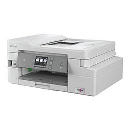Brother MFC-J1300DW - Imprimante multifonctions - couleur - jet d'encre - Legal (216 x 356 mm) (original) - A4/Letter (support) - jusqu'à 6 ppm (copie) - jusqu'à 27 ppm (impression) - 150 feuilles - 14.4 Kbits/s - USB 2.0, LA... (photo)