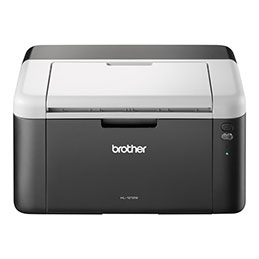Brother HL-1212WVB - Imprimante - monochrome - laser - A4/Legal - 2400 x 600 ppp - jusqu'à 20 ppm - capacité : 150 feuilles - USB 2.0, Wi-Fi(n) (photo)