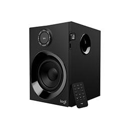 Logitech Z607 - Haut-parleurs - pour PC - Canal 5.1 - sans fil - Bluetooth - 80 Watt (Totale) (photo)