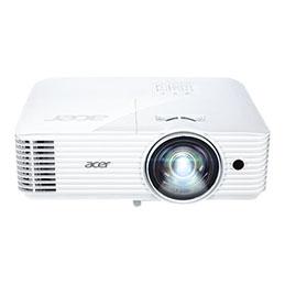 Acer S1286Hn - Projecteur DLP - 3D - 3500 lumens - XGA (1024 x 768) - 4:3 - objectif fixe à focale courte - LAN (photo)