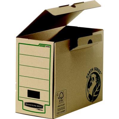 Boîte à archives Bankers Box Earth Series - dos de 15 cm - montage manuel
