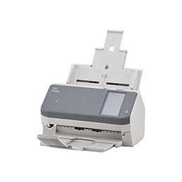 Fujitsu fi-7300NX - Scanner de documents - CCD Double - Recto-verso - 216 x 355.6 mm - 600 dpi x 600 dpi - jusqu'à 60 ppm (mono) / jusqu'à 60 ppm (couleur) - Chargeur automatique de documents (80 feuilles) - jusqu'à 4000 pages par jour - Gigabit LAN, USB 3.1 Gen 1