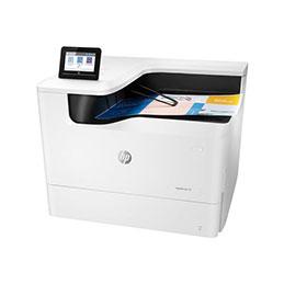 HP PageWide Color 755dn - Imprimante - couleur - Recto-verso - large éventail de page - A3 - 1200 x 1200 ppp - jusqu'à 35 ppm (mono)/jusqu'à 35 ppm (couleur) - capacité : 550 feuilles - USB 2.0, LAN, Wi-Fi(n), hôte USB 2.0