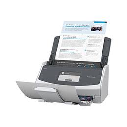 Fujitsu ScanSnap iX1500 - Scanner de documents - Recto-verso - 216 x 863 mm - 600 dpi x 600 dpi - jusqu'à 30 ppm (mono) / jusqu'à 30 ppm (couleur) - Chargeur automatique de documents (50 feuilles) - Wi-Fi, USB 3.1 Gen 1 (photo)