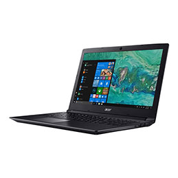 Acer Aspire 3 A315-53G-53XW - Core i5 7200U / 2.5 GHz - Win 10 Familiale 64 bits - 4 Go RAM - 128 Go SSD + 1 To HDD - 15.6
