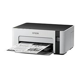 Epson EcoTank ET-M1100 - Imprimante - monochrome - jet d'encre - A4/Legal - 1 440 x 720 ppp - jusqu'à 32 ppm - capacité : 150 feuilles - USB 2.0 (photo)