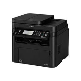 Canon i-SENSYS MF269dw - Imprimante multifonctions - Noir et blanc - laser - A4 (210 x 297 mm), Legal (216 x 356 mm) (original) - A4/Legal (support) - jusqu'à 28 ppm (copie) - jusqu'à 28 ppm (impression) - 250 feuilles - 33.6 Kbits/s - USB 2.0, LAN, Wi-Fi(n) (photo)