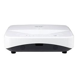 Acer UL5310W - Projecteur DLP - diode laser - 3D - 3600 ANSI lumens - WXGA (1280 x 800) - 16:10 - 720p - objectif fixe à ultra courte focale (photo)