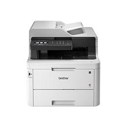 Brother MFC-L3770CDW - Imprimante multifonctions - couleur - LED - Legal (216 x 356 mm) (original) - A4/Legal (support) - jusqu'à 24 ppm (copie) - jusqu'à 24 ppm (impression) - 280 feuilles - 33.6 Kbits/s - USB 2.0, LAN, Wi-Fi(n),... (photo)