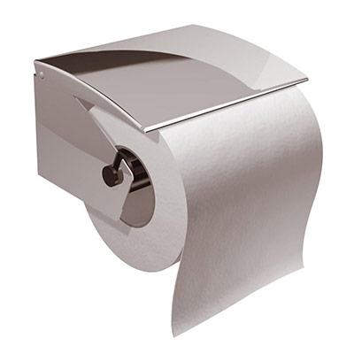Distributeur de papier toilette en rouleaux (photo)
