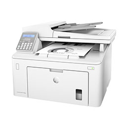 HP LaserJet Pro MFP M148fdw - Imprimante multifonctions - Noir et blanc - laser - 215.9 x 355.6 mm (original) - A4/Legal (support) - jusqu'à 28 ppm (copie) - jusqu'à 28 ppm (impression) - 260 feuilles - 33.6 Kbits/s - USB 2.0, LAN, Wi-Fi(n) (photo)
