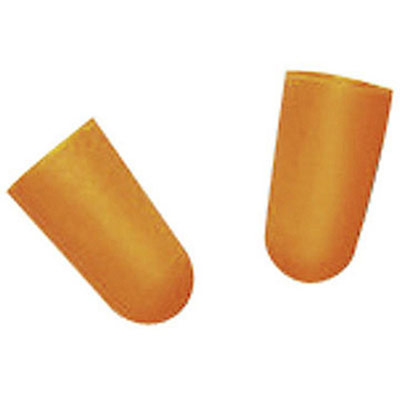 Bouchons d'oreilles en mousse de polyuréthane 3M - atténuation 31 dB (photo)