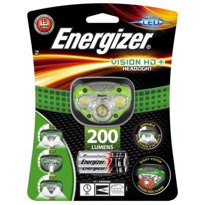 Lampe frontale led Energizer Vision HD+ -portée 70 m