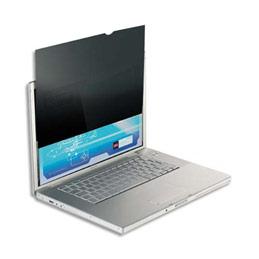 Filtre de confidentialité noir 3M pour moniteurs et écrans LCD 20