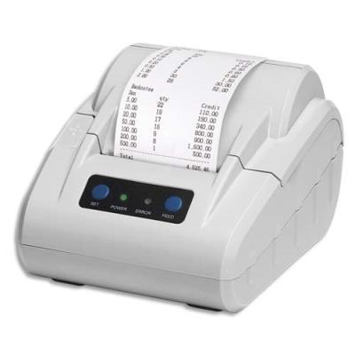 Imprimante Thermique Safescan TP-230 pour compteuse billets et pièces (photo)