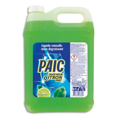 Bidon de liquide vaisselle Paic main - 5L (photo)