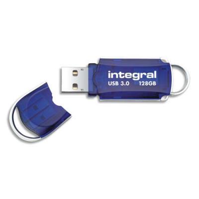 Clé USB 3.0 Integral Courier - 128 Go (photo)