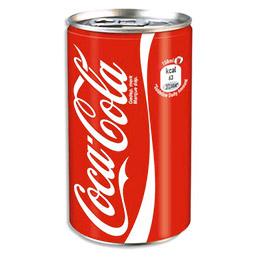 Mini Canette de Coca Cola - 15 cl (photo)