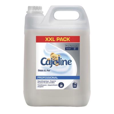 Assouplissant doux et pur sensitive bidon 5 L - bouteille 5 litres (photo)
