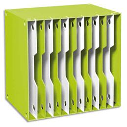 Module de tri Cubi Cep - 35x35x25 cm - coloris vert