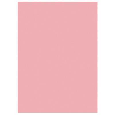 Chemises dossiers 220g recyclées - 24 x 32 cm - rose - lot de 100