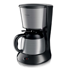 cafetiere avec verseuse isotherme 1 l philips hd 7478 8. Black Bedroom Furniture Sets. Home Design Ideas