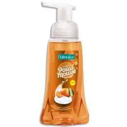 Pouss'Mousse parfum Mandarine - flacon pompe 250 ml (photo)