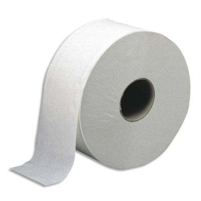 Colis de 12 bobines papier toilette Papernet mini - 2 plis - longueur 170 m