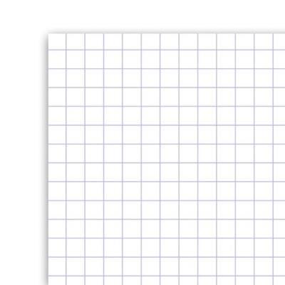 Cahier travaux pratiques Clairefontaine Metric - format 21x29,7 cm - piqûre - 60 pages Seyès + 60 pages unies - couverture carte