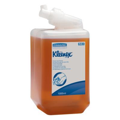 Cassette de savon Kleenex pour les mains Ultra 1 l couleur ambre