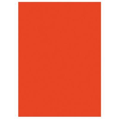 Chemises dossiers 220g recyclées - 24 x 32 cm - rouge - lot de 100