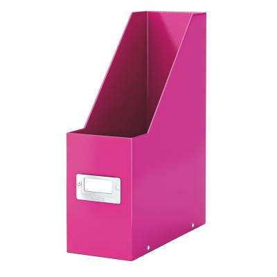 Porte-revues Leitz Click & Store - L103xH330xP 253mm - Rose