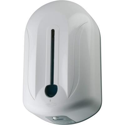 Distributeur de Savon SAPHIR blanc 1100 ml avec détection automatique des mains